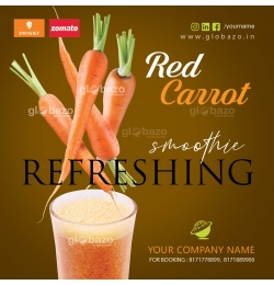 Red Carrot Smoothie-10