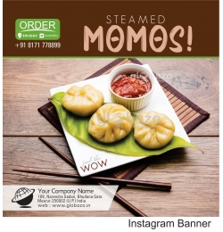 Delicious Chinese Snacks Steamed Momo's-02